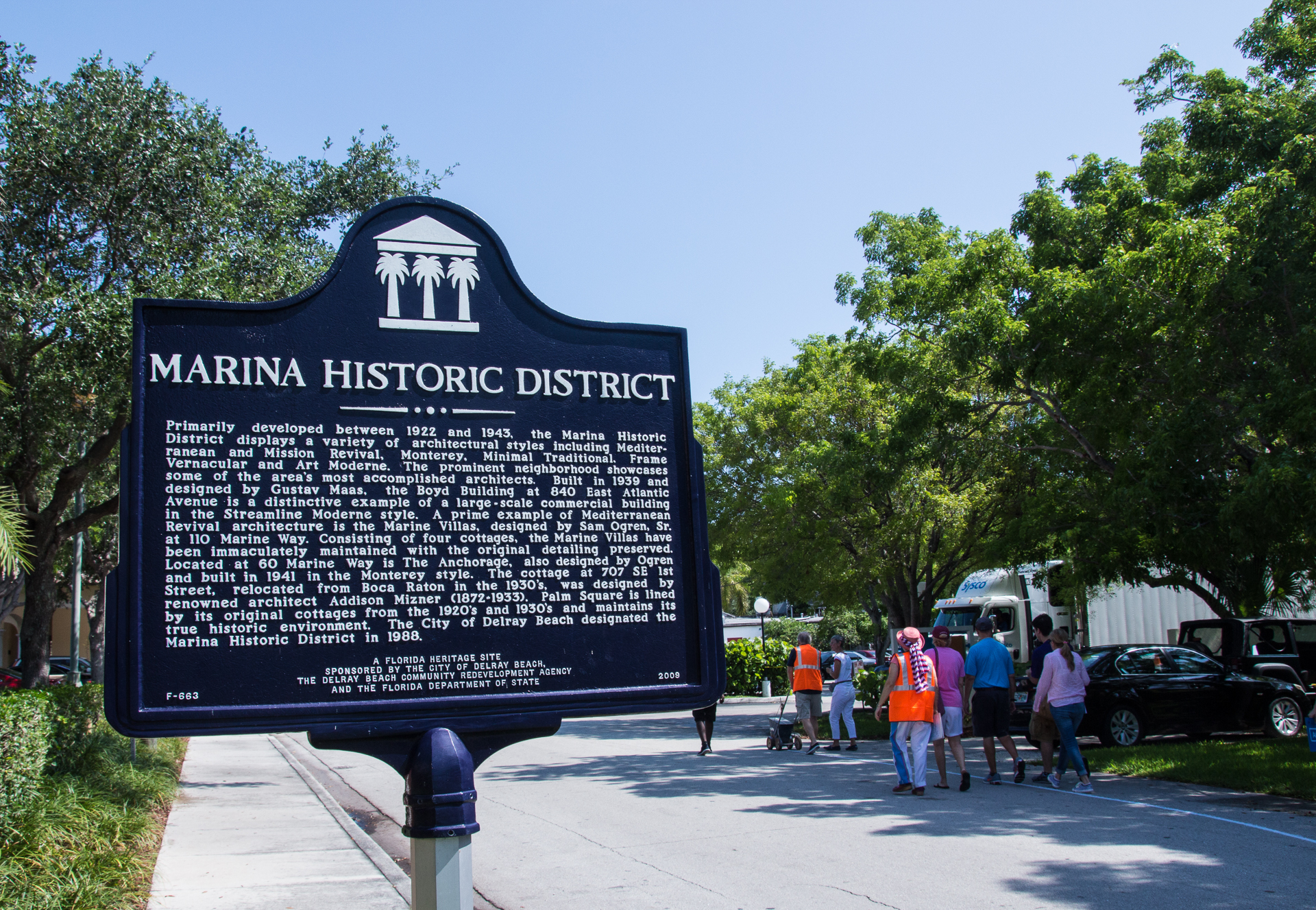 Historic Marina District